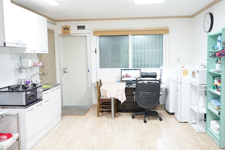 Hill edge Fresh,quiet condo style, - Gwanak-gu - House