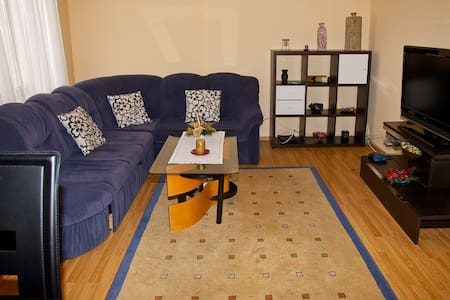 MODERN APARTMENT IN THE CITY CENTER - Arad - Daire