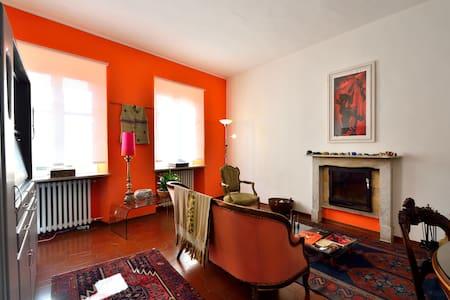 Casa Biglino, grande casa padronale - Rosignano Monferrato