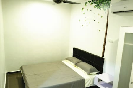 Cozy Room, Near JB Sentral/Custom 2min by car - House