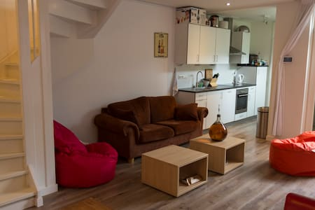 2 rooms in Haarlem: city centre and tranquility. - Rumah