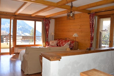 Great location in Verbier w/views!!