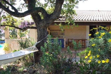 Villa Bambou à La Londe les Maures (Valcros) - La Londe-les-Maures