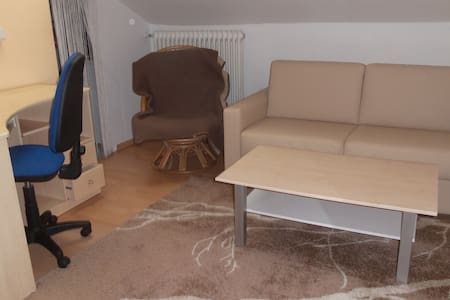 little room / instead of hotelroom - Griesheim - Wohnung