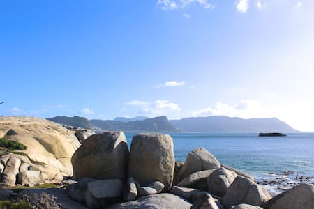Boulders Beach House with pool and beautiful views - Piano intero