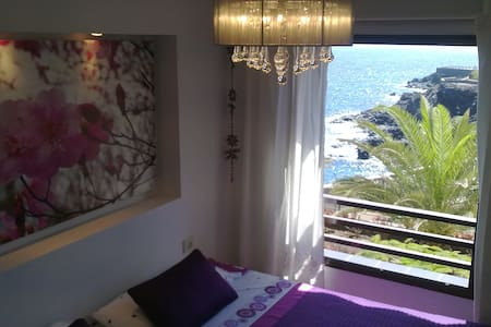 Romantic Sea View- pool- free wifi - Apartamento