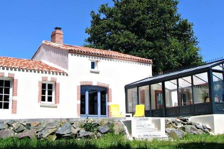 La Maison d'Hortense avec piscine - Chavagnes-en-Paillers - Rumah