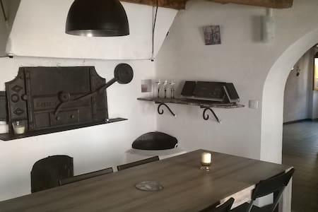 Maison de village - Poncins - Haus