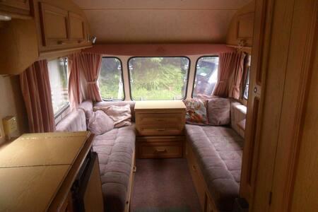 Old Croft Caravan - Camper/RV