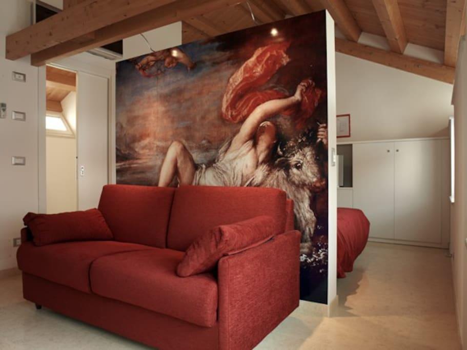 Al Giardino Apartment in Venice!