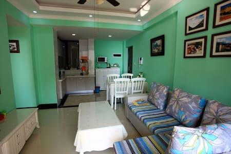 1—Two bedroom Seaview 两室一厅海景房 - 乐东县 - Lejlighed