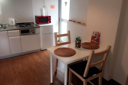 3 min to station Private APT ⑥ 502