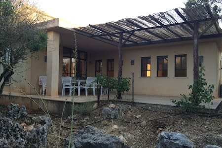 London House in Abirim Galilee - Casa de camp