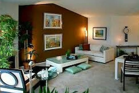 Beautiful one bedroom with Wi-Fi - Pontiac - Apartment