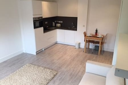 Bright airy new build studio flat - Gerrards Cross