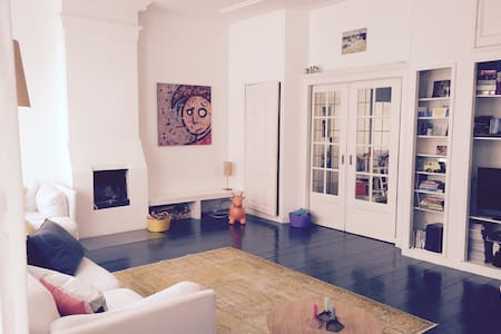 Smashing family apartment! - Haarlem - Appartement