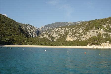 Vacanze a 50 mt dal mare! - Cala Gonone - Rumah