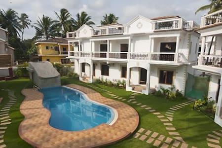 Villa in Goa - to sleep 6-8 guests