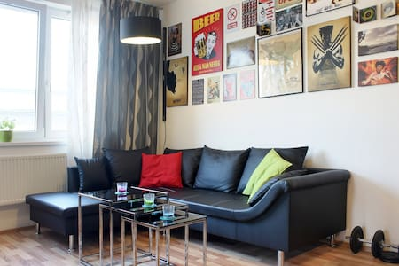 Fully Furnished 43m2 Appartment - Prague - Apartment