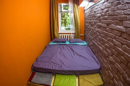Private room in Loco Hostel - Almaty - Other