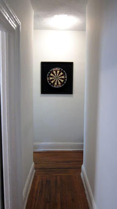 Pro quality darts!