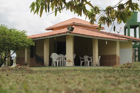 Casa de Praia à Beira-Mar - House