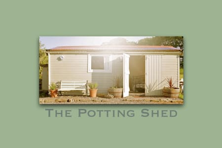 The Potting Shed - Crossford - Hytte (i sveitsisk stil)