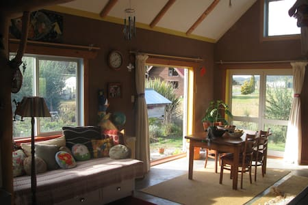 Cosy eco-house near native Forest - Owhango - House