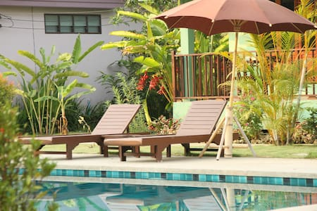 Paan Yong Villa ปานญองวิลล่า - 221 Moo 5 Baansansai, Baanthi, - Bed & Breakfast