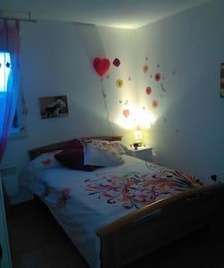 Chambre individuelle de 12²_Dans petite résidence - Cugnaux