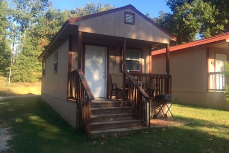 Angler's Hideaway Cabins on Lake Texoma Cabin 3 - Mead - Cottage