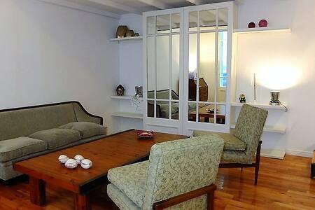 Excepxional loft in the heart of San Telmo. - Villa Martelli - Flat
