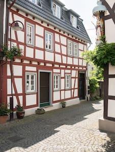 Kleine Rheinpause - Casa
