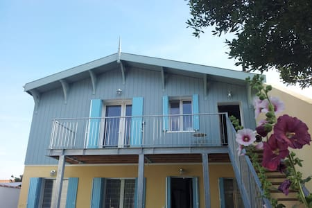 La Roseraie - Châtelaillon-Plage - Wohnung
