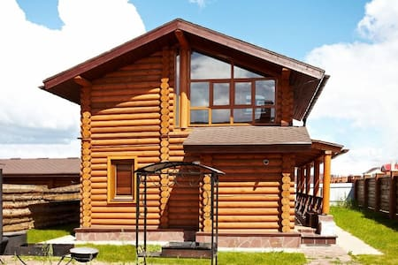 Гостевой дом из дерева 2 - Wikt i opierunek