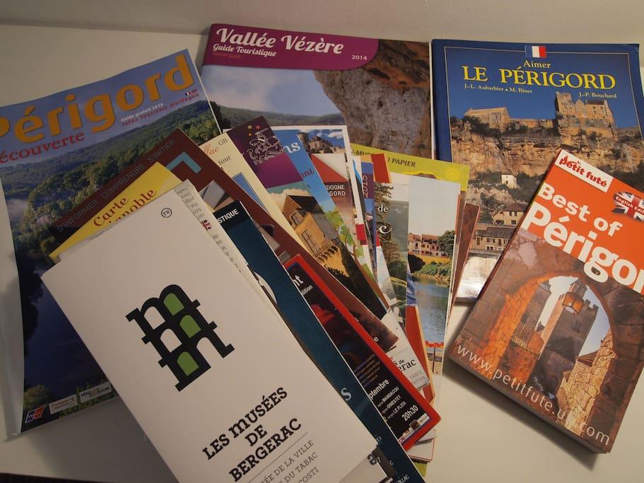 Le point infos sur Bergerac et la Dordogne!