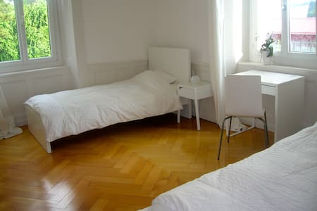 Big apartment for 6 people! - La Chaux-de-Fonds