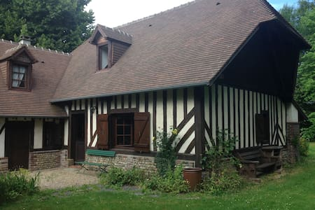 Belle maison normande de caractère - Marolles - Haus