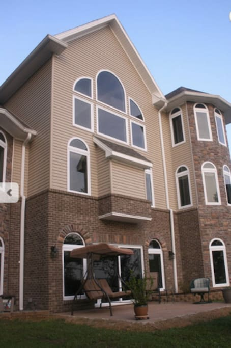 Mother in law suite on lake barkley houses for rent in cadiz for Mother in law homes for rent
