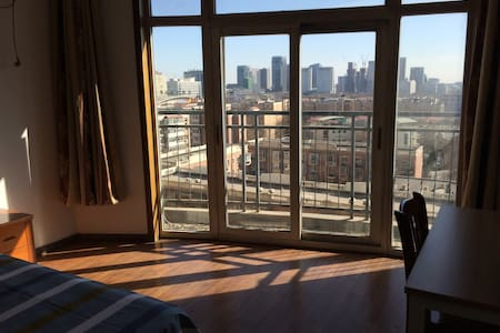 With bright sunshine and good view - Beijing - House