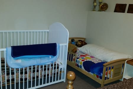 Perfect room for family with young kids - Saint-Antoine - House