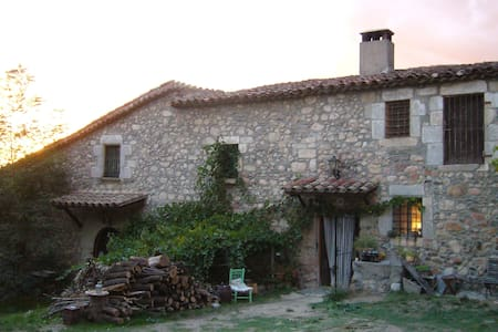 habitacion 2 plazas en masia s.XII - House