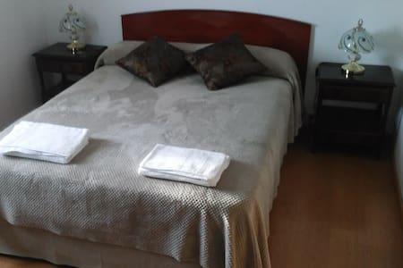 Habitacion Dorada - Matrimonial - Ushuaïa - Maison