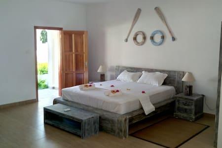 Coral Apartments - La Digue - Huoneisto