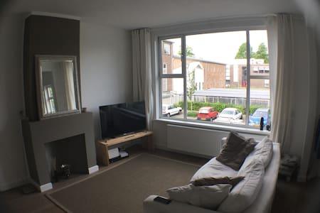 Modern appartement near shops - Voorburg