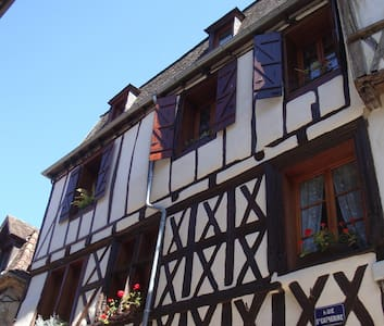 La Correze, Charming Beaulieu Apartment - Apartment