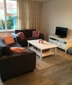 Fijne woning in Alkmaar - Alkmaar - Casa