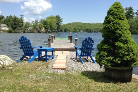 Family Friendly Lake Getaway in Litchfield Hills! - Dom
