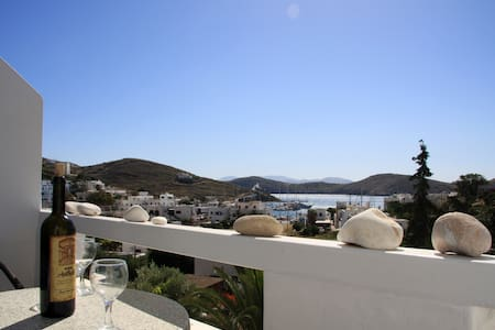 private double room with great views - Annat