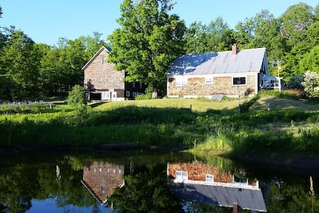 Charming home in Green Mtns: ski/hike/bike/relax - Rochester - Dom
